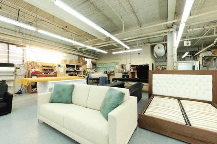 Galerie visite virtuelle 360 entreprises et industries for Fabricant meuble quebec